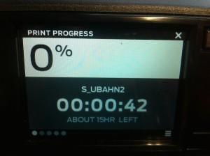 printing subahn